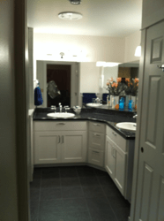 Custom home features by Girard Builders