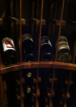 Custom Wood Wine Racks