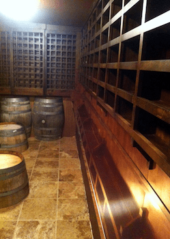 Antique Wine Cellar