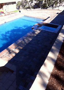 Lap Pool Construction
