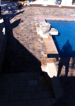 Custom Pool Tile Work
