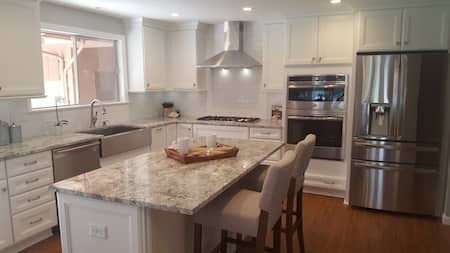 Kitchen Remodeling Project Contractor
